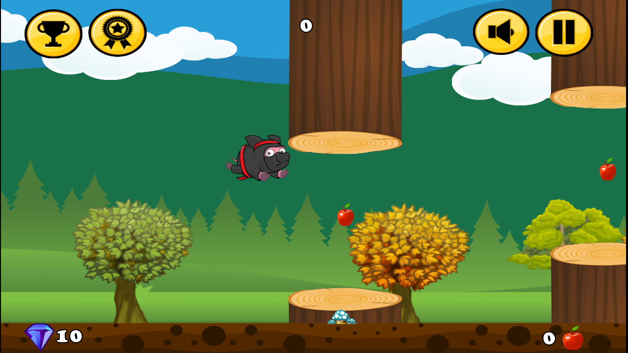 Flying Pigs - screenshot