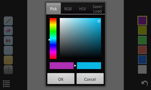 IsoPix - Pixel Art Editor- screenshot thumbnail