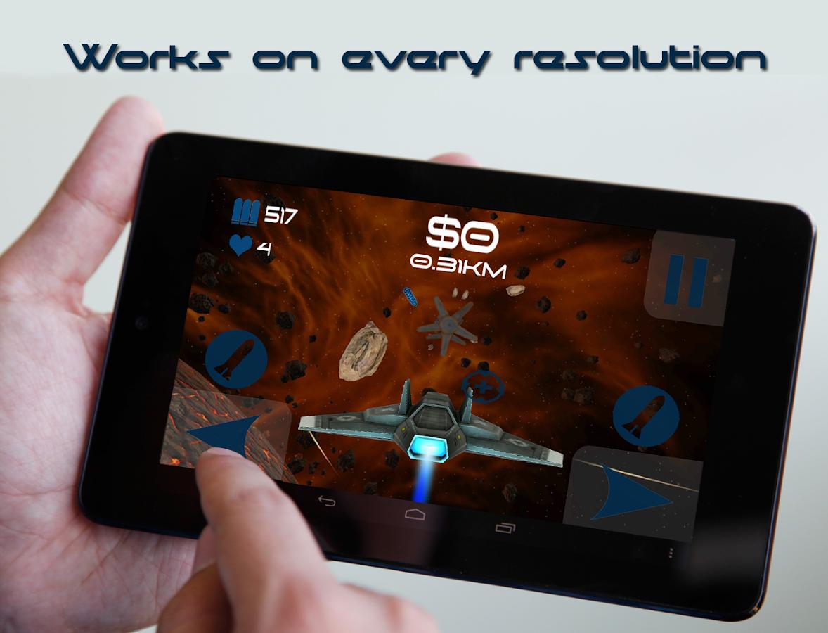 Space Escape: Galactic Journey - screenshot