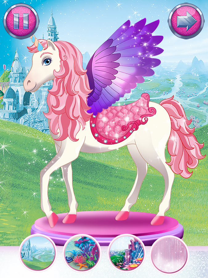 Barbie Magical Fashion Android Apps On Google Play