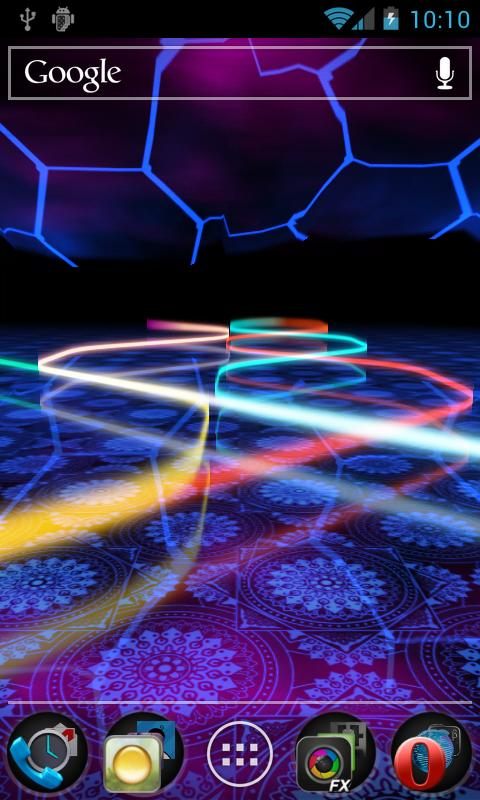 A Neon Path Free - screenshot