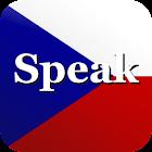 Speak Czech icon