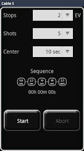 DSLR Remote - screenshot thumbnail