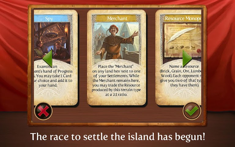 android Catan Screenshot 9