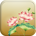 Real Lotus Live Wallpaper icon