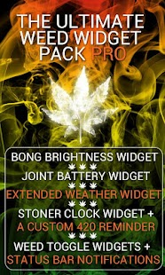 Weed Widget Pack Pro- screenshot thumbnail