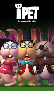 iPet James the Rabbit- screenshot thumbnail