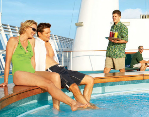 Princess-Cruises-splash-pool - Take a dip in the splash pool aboard your Princess cruise.