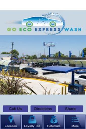 Go Eco Express Car Wash