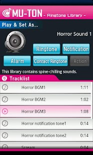 Horror Sound Library1 - náhled