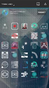 玩個人化App|Trek: +3D Next Launcher Theme免費|APP試玩