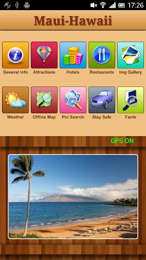 Maui - Hawaii Offline Guide