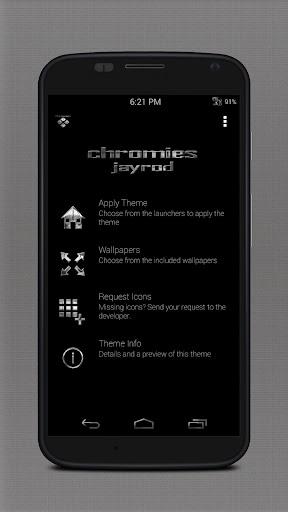 Chromies - Icon Pack