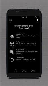 Chromies - Icon Pack v1.0