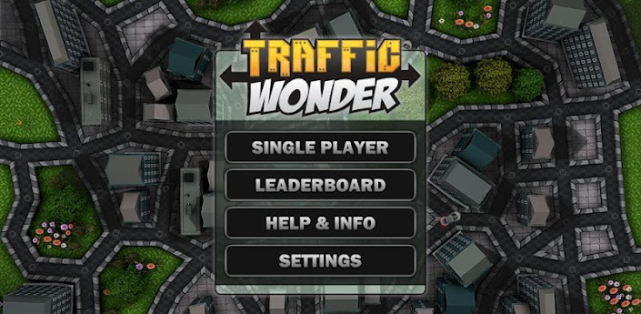 ����� ���� ���� ��� �������� ������� ����� Traffic Wonder v1.0.31  ���� HD