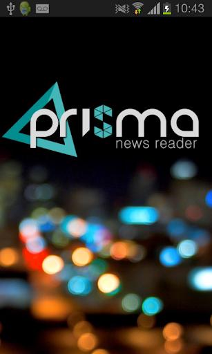 Prisma News Reader