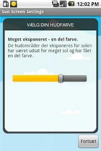 SunScreen (Dansk)- screenshot thumbnail
