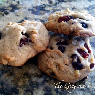 Sourdough Cookies.