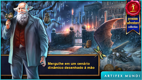 Contos do Relógio - screenshot thumbnail