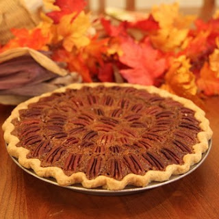 Picture Perfect Pecan Pie