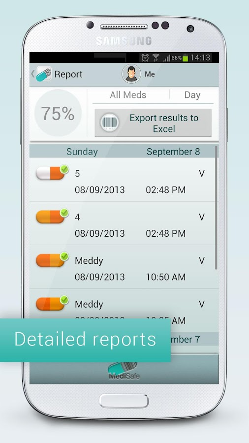MediSafe Meds & Pill Reminder - screenshot