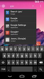 Action Launcher Screenshot 3