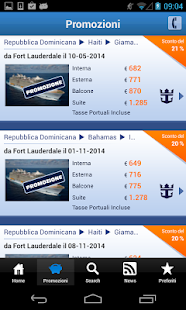 Ticketroyal - Crociere- miniatura screenshot