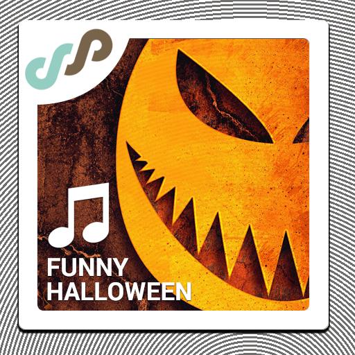 Funny Halloween Ringtones LOGO-APP點子