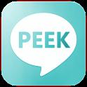 Peek Free icon