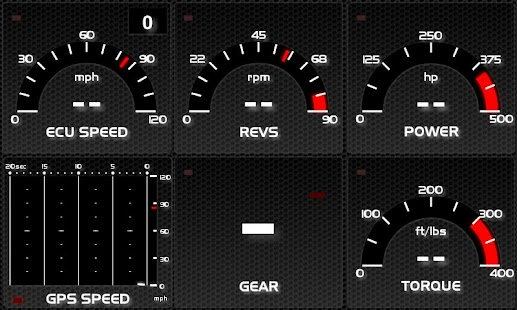 aCarputer GPS OBD2- screenshot thumbnail