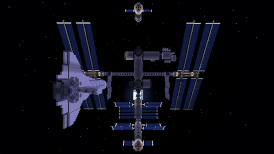 Space Station Survival Hunting - screenshot