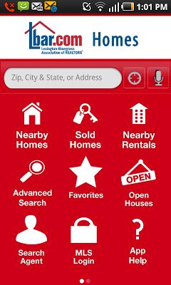 LBAR Homes - screenshot