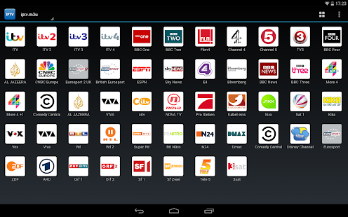 IPTV - screenshot thumbnail