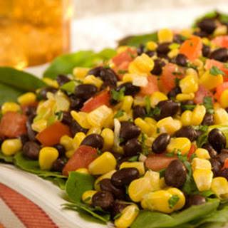 Black Bean Salad Lettuce Recipes.