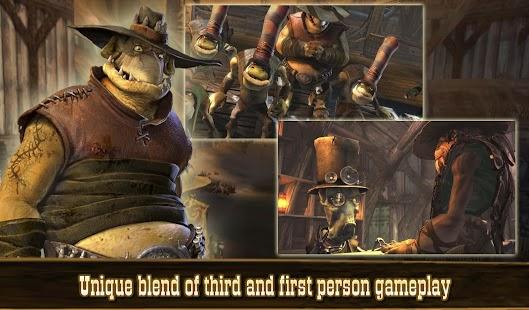 Oddworld: Stranger's Wrath - screenshot thumbnail
