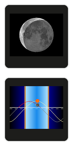 Lunar Phase for Android Wear