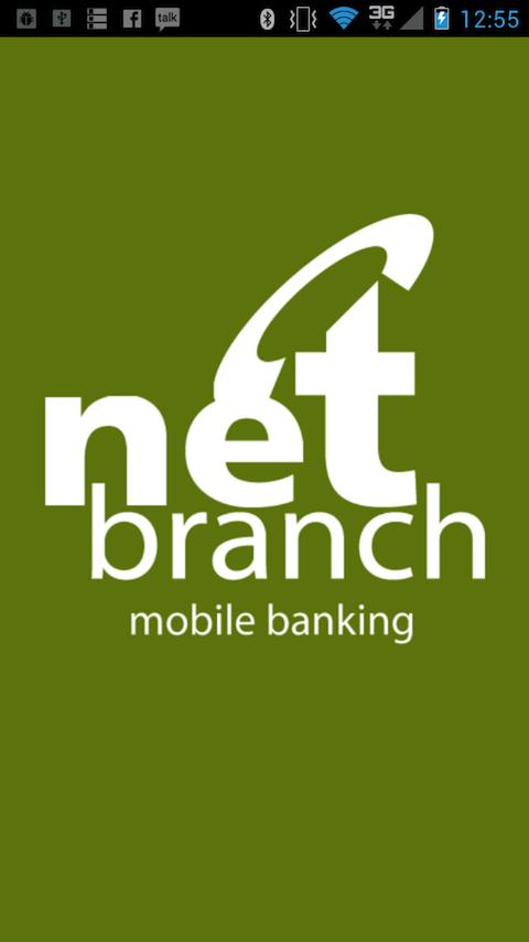 NetBranch Mobile App - screenshot