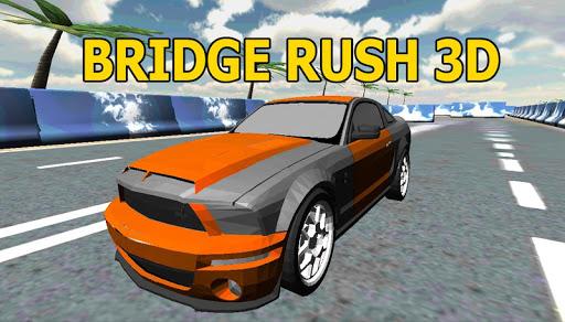 Bridge Rush Racing 3D