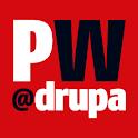 PrintWeek@drupa logo