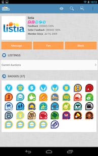 Listia - Get Free Stuff - screenshot thumbnail
