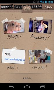 Norman fait des vidéos ! - screenshot thumbnail