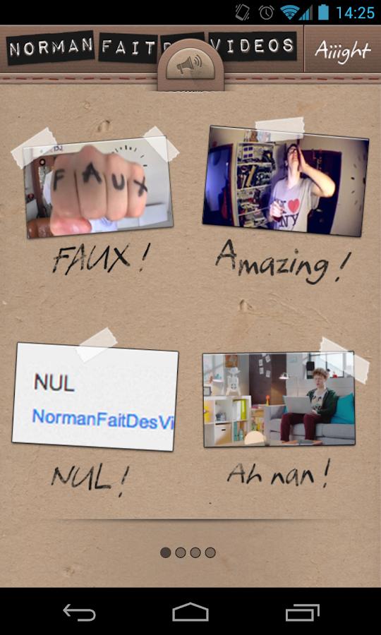Norman fait des vidéos ! - screenshot