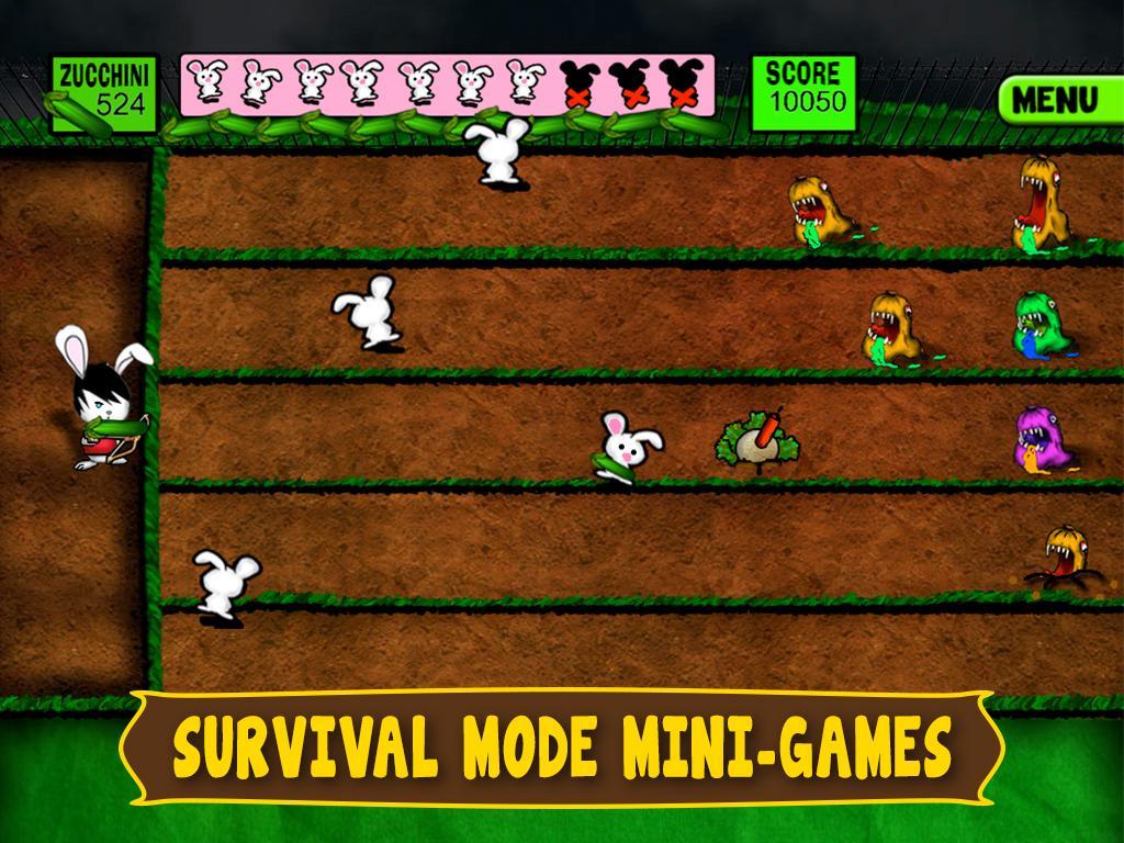 Zombie Squash Free - screenshot
