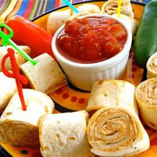 Tortilla Rollups.