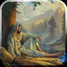 Walk with Jesus-Art by G.Olsen icon