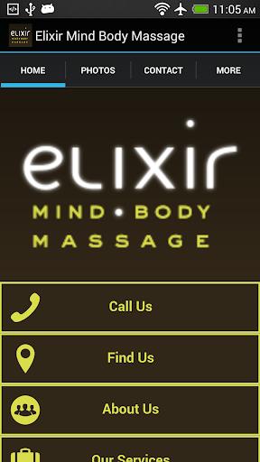Elixir Mind Body Massage