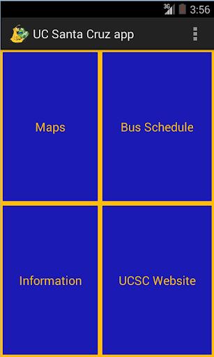 UC Santa Cruz App