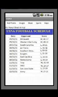 US Naval Academy - USNA- screenshot thumbnail