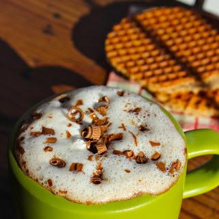 Spiked Chocolate Truffle Hot Cocoa