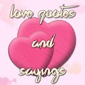 Love Quotes and Sayings icon